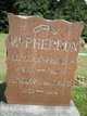 "Profile photo:  Penelope Ellen ""Nellie"" <I>Coplen</I> McPherson"