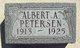 Albert Alvin Petersen
