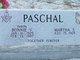Martha Amelia <I>Starnes</I> Paschal