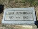 Profile photo:  Leona <I>Jackson</I> Hutchison