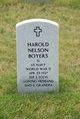 Profile photo:  Harold Nelson Boyers