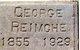 George Peter Reimche