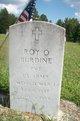 Roy Odelle Burdine