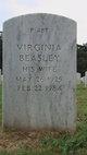 Virginia <I>Beasley</I> Meeks