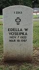 Edella <I>Walker</I> Voseipka