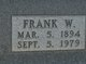 Frank William Trammell