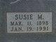 Susie Mae <I>Clark</I> Trammell