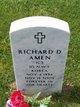 Profile photo:  Richard D Amen