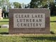 Clear Lake Swedish Lutheran Cemetery