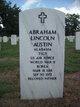 Profile photo:  Abraham Lincoln Austin