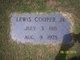 Lewis B. Cooper, Jr