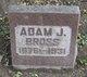 Profile photo:  Adam J Bross