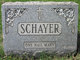 "Profile photo:  Joseph Augustus ""Pop"" Schayer, Sr"
