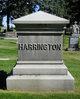 Anna B <I>Johnson</I> Harrington