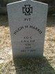 Pvt Hugh H. Harris