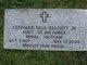 Profile photo:  Leonard Paul Elliott, Jr
