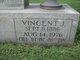 "Vincent James ""Vincenzo"" Lupo"