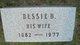 Bessie <I>Bowen</I> Bromley