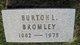 Burton L Bromley