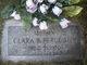 Profile photo:  Clara Lucy <I>Butterfield</I> Ferguson