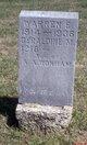 Warren Elmer Bonham