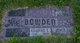 """Profile photo:  Edward E """"Ed"""" Bowden, Sr"""
