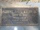 Albert Paul Keith Jr.