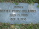 Hester Perry Willbanks