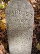 Harriet <I>Thomas</I> Jones