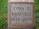 Cora Ester Rosevelt