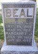 Elgin Lawrence Beal