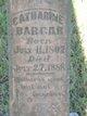 Catherine <I>Rhine</I> Barger
