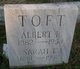 Profile photo:  Albert R. Toft