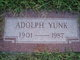Profile photo:  Adolph Yunk