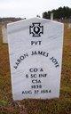 Profile photo: Rev Aaron James Joye