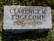 Profile photo:  Clarence M. Edgecomb