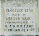 Florence May Waugh