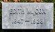 Edith M. Cox