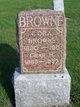 Cora D <I>Cooper</I> Browne