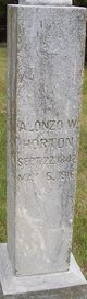 Profile photo:  Alonzo Wells Horton