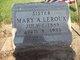 """Amelia Mary """"May"""" Jackson"""