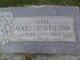 Mary Amelia Neilson
