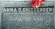 Anna C Chittenden