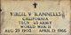 Virgil Vernon Rannells