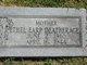 Profile photo:  Clara Ethel <I>Earp</I> Deatherage