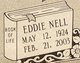 Profile photo:  Eddie Neil Alexander