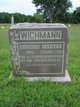 Anna <I>Wehlman</I> Wichmann