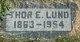 Thor E. Lund