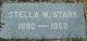 Stella W. <I>Walker</I> Stark