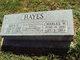 "Profile photo:  Charles Wesley ""Charlie"" Hayes"